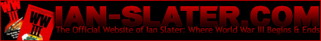 Ian-Slater.com: The Official Ian Slater Website